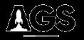 Logo marca da empresa AGS, Associação Gaúcha de Startups