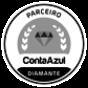 Logomarca da empresa Conta Azul